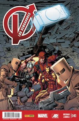 Los Vengadores Vol. 4 (2011-) (Grapa) #40