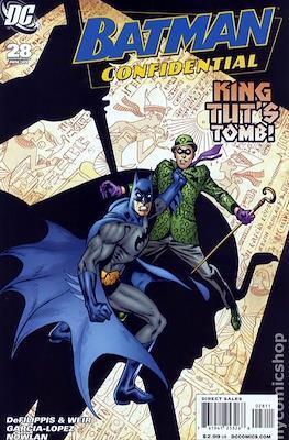 Batman Confidential (2007-2011) (Comic Book) #28