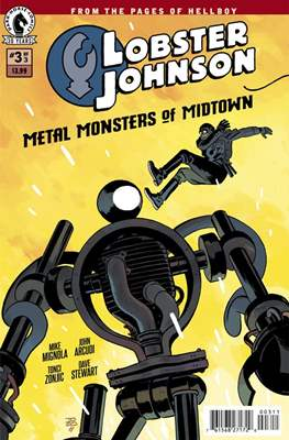 Lobster Johnson #26