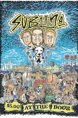Sublime: $5 at the Door