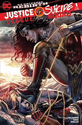 Justice League vs. Suicide Squad (2017) (Comic-book) #1.1