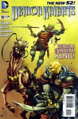 Demon Knights (2011-2013) (Comic-Book) #10
