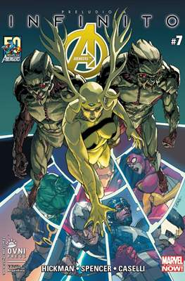 Avengers: Marvel Now! (Rústica) #7