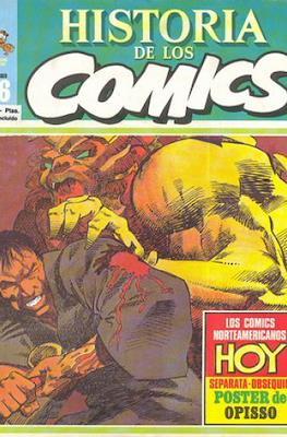 Historia de los Cómics (Grapa 32 pp) #36