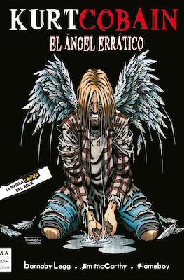 Kurt Cobain. El ángel errático (Rústica 96 pp) #