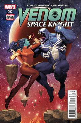 Venom: Space Knight (Comic Book) #7