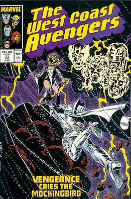 West Coast Avengers Vol. 2 (Comic-book. 1985 -1989) #23