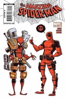 The Amazing Spider-Man Vol. 2 (1999-2014) (Comic-Book) #611