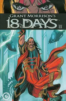 Grant Morrison's 18 Days (Comic Book) #3
