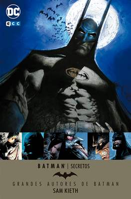 Grandes Autores de Batman: Sam Kieth #2