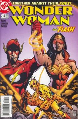 Wonder Woman Vol. 2 (1987-2006) #214