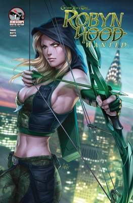 Robyn Hood Vol. 2 (Digital) #1