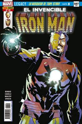 El Invencible Iron Man Vol. 2 (2011-) (Grapa - Rústica) #91