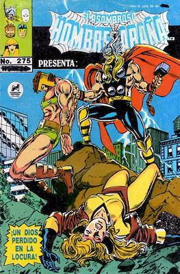El Asombroso Hombre Araña presenta (Grapa) #275
