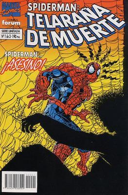 Spiderman: Telaraña de muerte (1995) (Grapa) #1