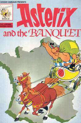 Asterix (Softcover) #23