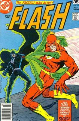 Flash vol. 1 (1959-1985) (Grapa, 32 págs.) #259