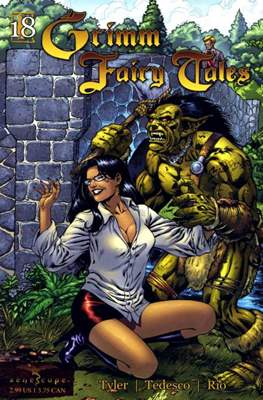 Grimm Fairy Tales (Comic Book) #18