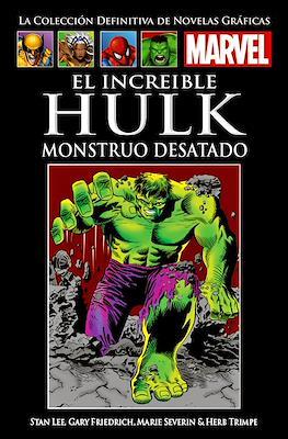 La Colección Definitiva de Novelas Gráficas Marvel (Cartoné) #77