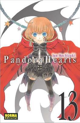 Pandora Hearts (Rústica con sobrecubierta) #13