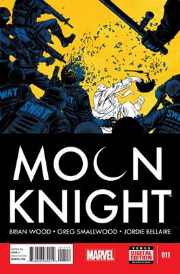Moon Knight Vol. 5 (2014-2015) (Comic Book) #11