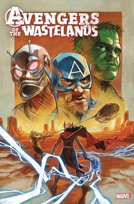 Avengers of the Wastelands (Variant Cover) (Comic Book) #4