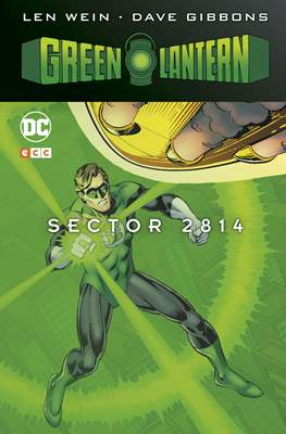 Green Lantern. Sector 2814