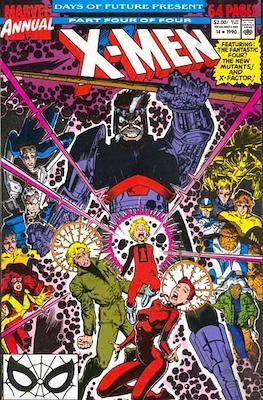 Uncanny X-Men Vol. 1 Annuals (1963-2011) (Comic-Book) #14
