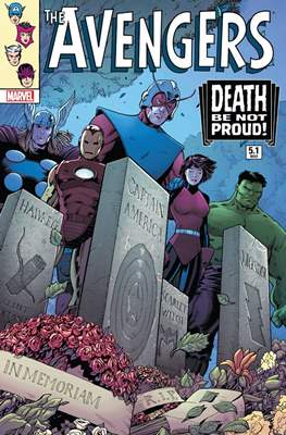 The Avengers Vol. 7 (2016-2018) (Comic-book) #5.1