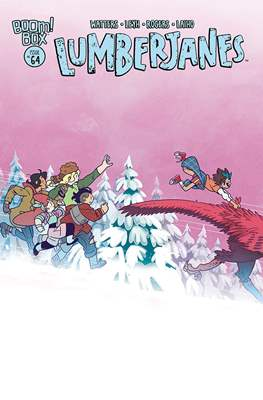 Lumberjanes (Comic-book) #64