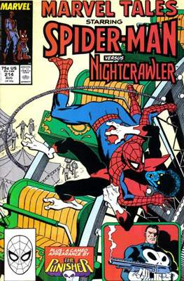 Marvel Tales (Comic Book) #214