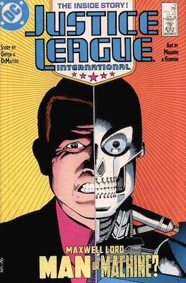 Justice League / Justice League International / Justice League America (1987-1996) (Comic-Book) #12