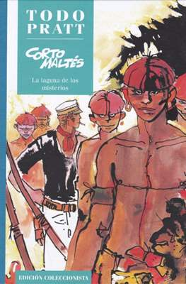 Todo Pratt - Edición coleccionista (Cartoné) #6
