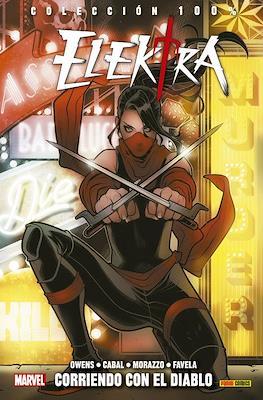 Elektra: Corriendo con el diablo. 100% Marvel