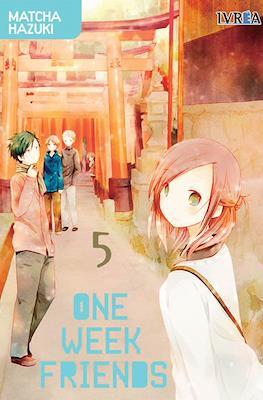 One Week Friends (Rústica con sobrecubierta) #5