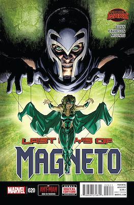 Magneto Vol. 3 (Comic-book) #20