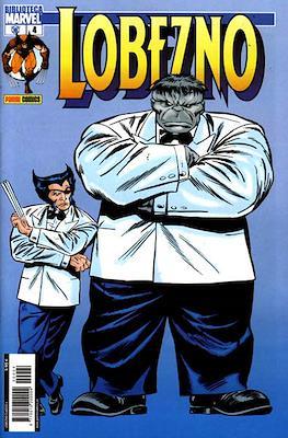 Lobezno. Biblioteca Marvel (Grapa) #4