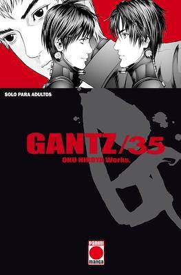 Gantz (Rústica con sobercubierta) #35