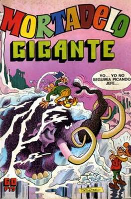 Mortadelo Gigante #8