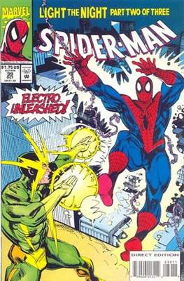 Spider-Man (Vol. 1 1990-2000) (Comic Book) #39