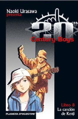 20th Century Boys (2004-2007) (Rústica con sobrecubierta) #8