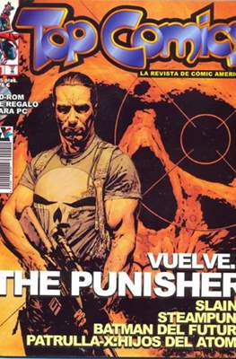 Top Comics (Magazine) #10