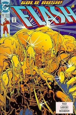 The Flash Vol. 2 (1987-2006) (Comic Book) #72
