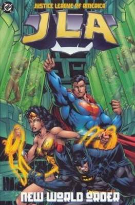 JLA Vol. 1 (1997-2006) (Softcover) #1