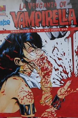 La venganza de Vampirella