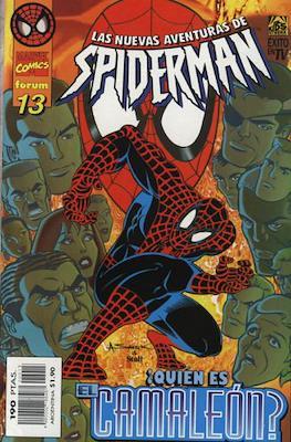 Las nuevas aventuras de Spiderman (Grapa. 17x26. 24 páginas. Color.) #13