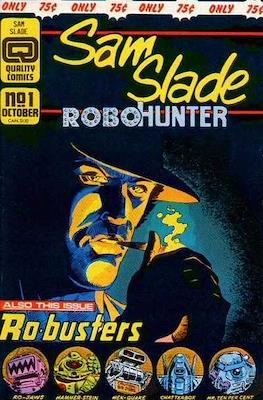 Sam Slade Robo-Hunter (Comic Book) #1