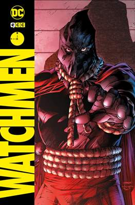 Coleccionable Watchmen (Cartoné) #9