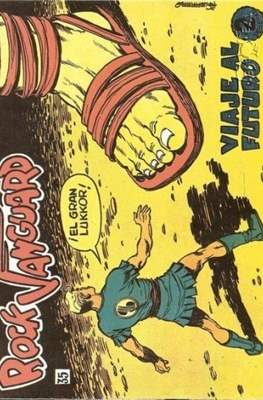 Rock Vanguard (1961) (Grapa) #35