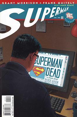 All Star Superman (Comic Book) #11
